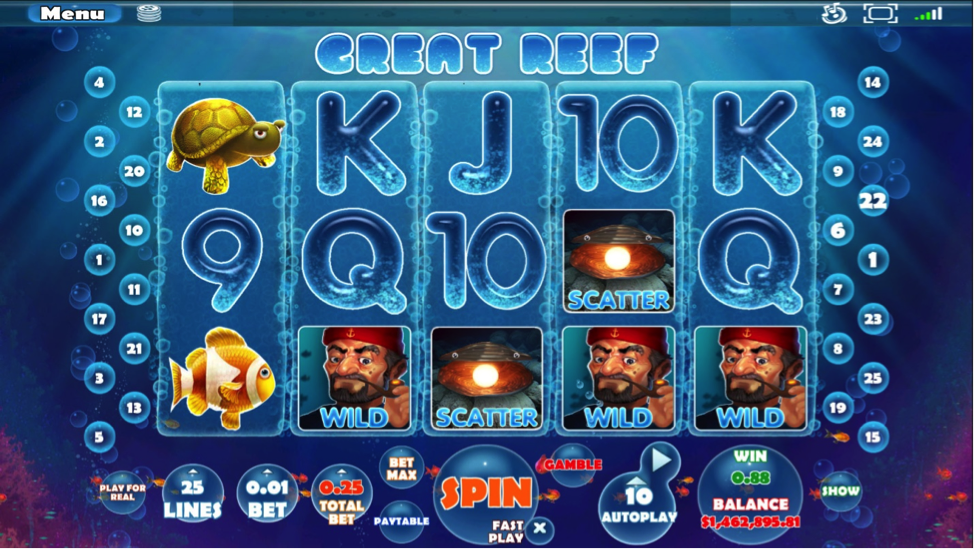 great-reef-slot